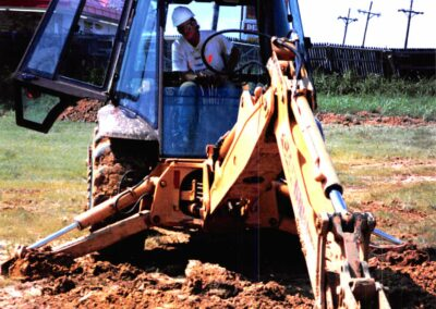 Gables Excavating Utility Contractor Tulsa 030